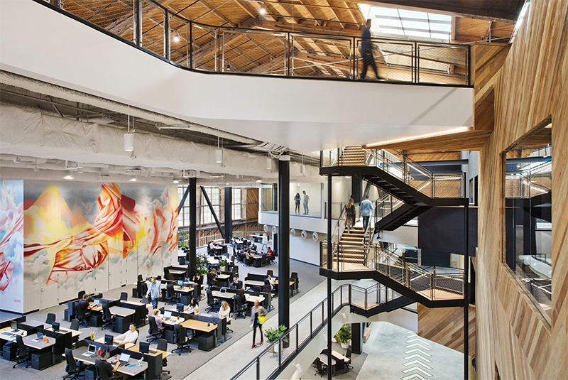 ZGF Architects: From An Airplane Hangar to A Google Office zgf architects ZGF Architects: From An Airplane Hangar to A Google Office google11