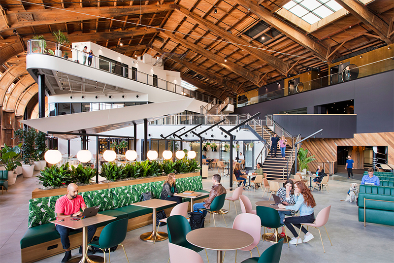 ZGF Architects: From An Airplane Hangar to A Google Office zgf architects ZGF Architects: From An Airplane Hangar to A Google Office google3