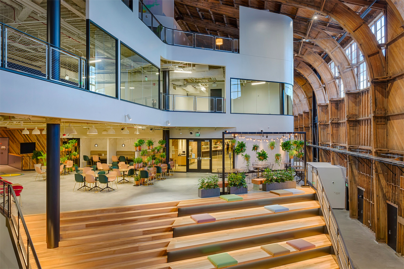 ZGF Architects: From An Airplane Hangar to A Google Office zgf architects ZGF Architects: From An Airplane Hangar to A Google Office google6