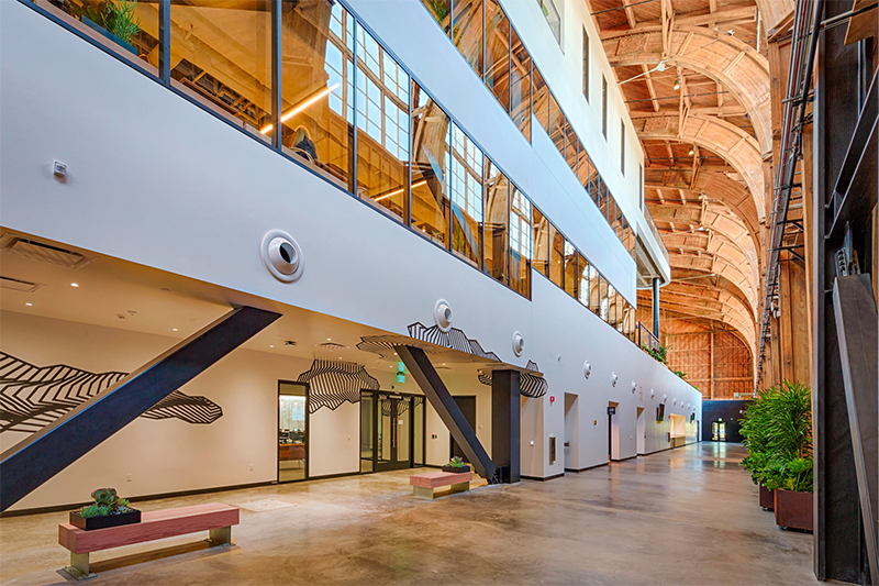 ZGF Architects: From An Airplane Hangar to A Google Office zgf architects ZGF Architects: From An Airplane Hangar to A Google Office google7