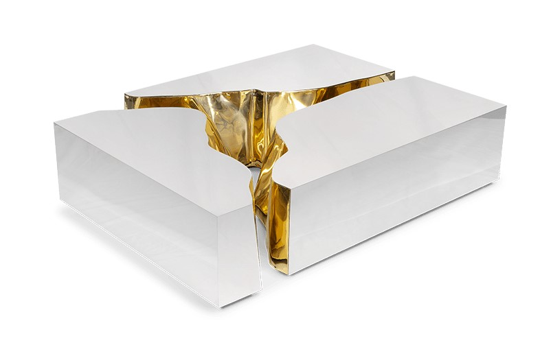 Lapiaz: The Perfect  Furniture For Your Luxury Home luxury home Lapiaz: The Perfect  Furniture For Your Luxury Home lapiaz center table 01 boca do lobo 1 1