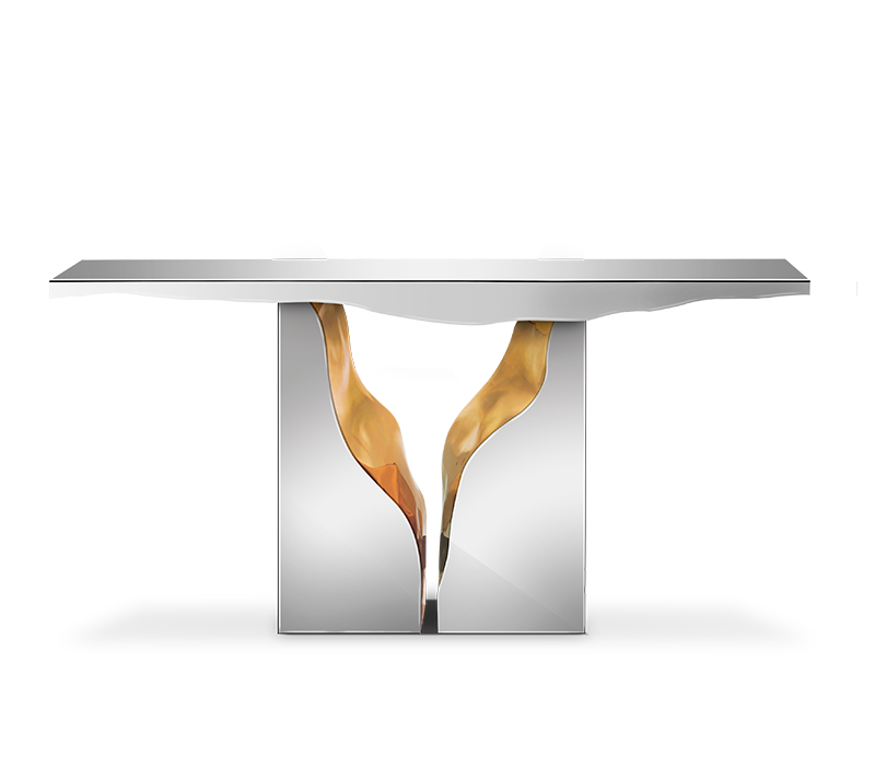 Lapiaz: The Perfect  Furniture For Your Luxury Home luxury home Lapiaz: The Perfect  Furniture For Your Luxury Home lapiaz console 01 boca do lobo