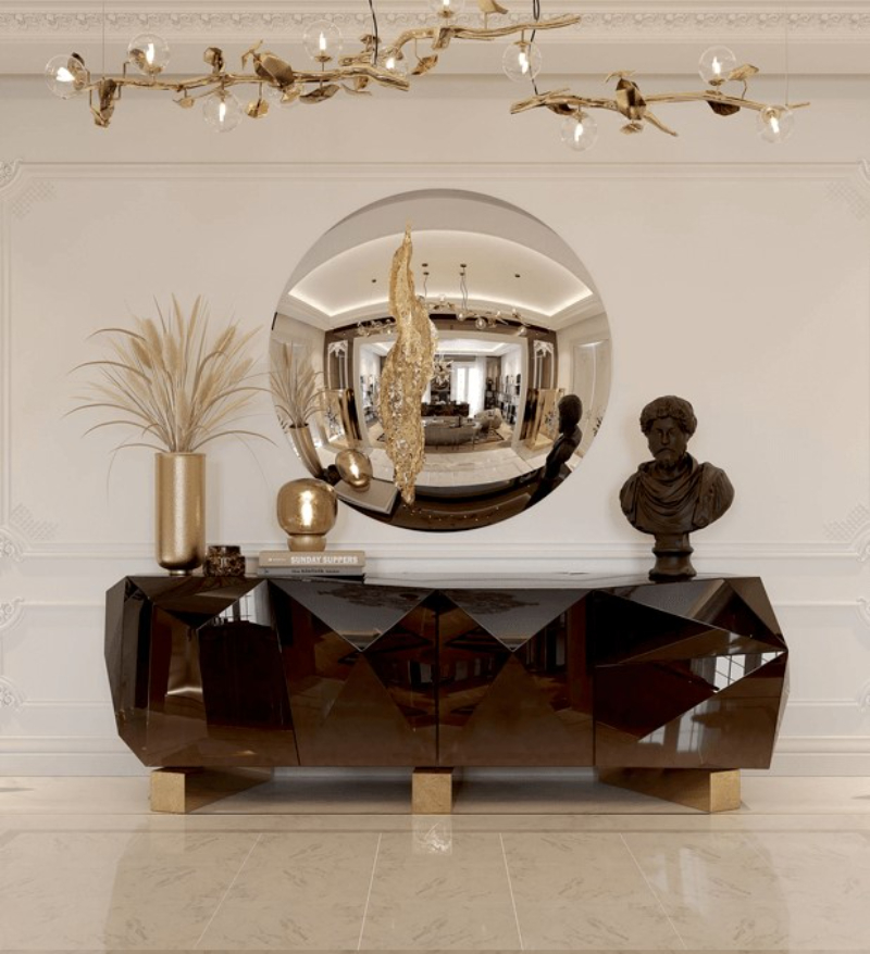 Lapiaz: The Perfect  Furniture For Your Luxury Home luxury home Lapiaz: The Perfect  Furniture For Your Luxury Home lapiaz mirror 04 boca do lobo 1 1