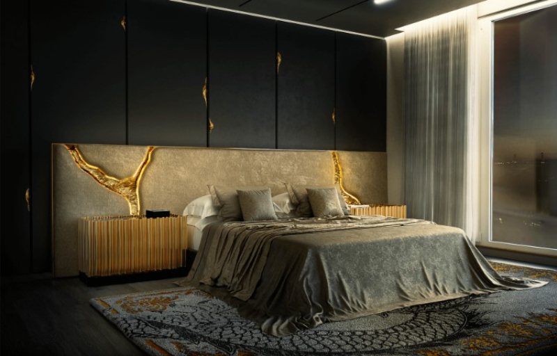 Lapiaz: The Perfect  Furniture For Your Luxury Home luxury home Lapiaz: The Perfect  Furniture For Your Luxury Home lapiaz white headboard 04 zoom boca do lobo 1 1