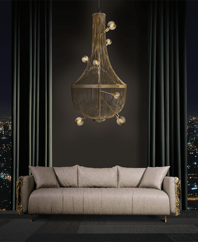 Ideas for Your Broadway Inspired Home broadway inspired home Ideas for Your Broadway Inspired Home lchandelier suspension lamp 03 boca do lobo 1