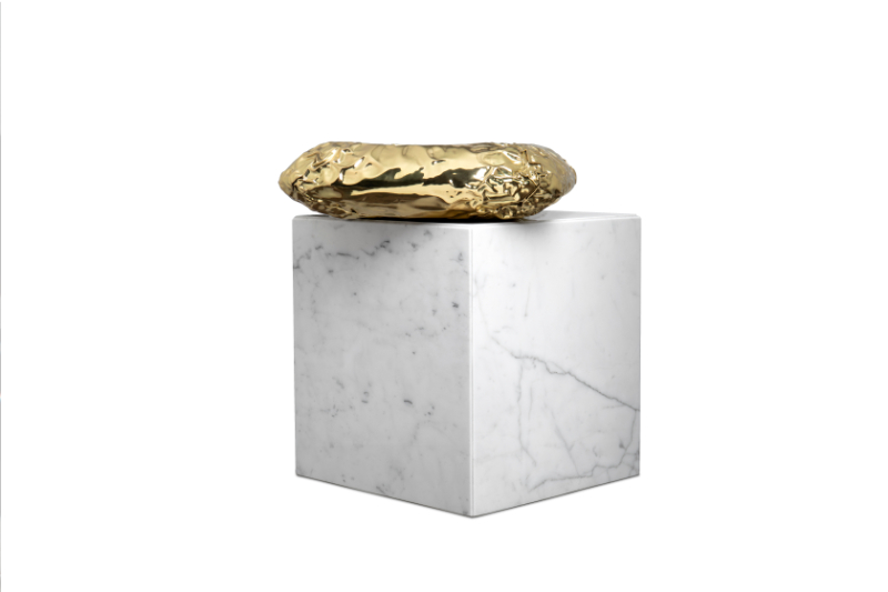 The Wonders Of Craftsmanship – Details Of Marble Work and Faux-Marble marble The Wonders Of Craftsmanship – Details Of Marble Work and Faux-Marble stonehenge carrara side table 01 1