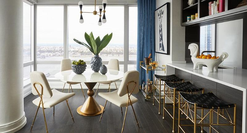 Impressive Interior Design Projects by Jonathan Adler impressive interior design projects by jonathan adler Impressive Interior Design Projects by Jonathan Adler 555TEN MODEL APARTMENTS 1