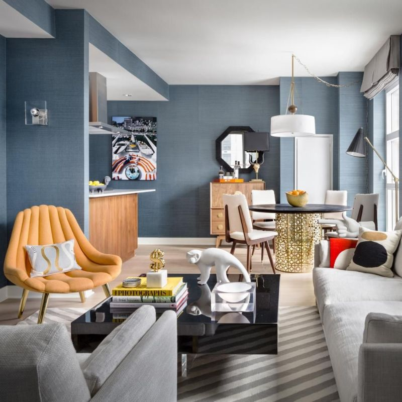 Impressive Interior Design Projects by Jonathan Adler impressive interior design projects by jonathan adler Impressive Interior Design Projects by Jonathan Adler ABINGTON HOUSE MODEL APARTMENTS
