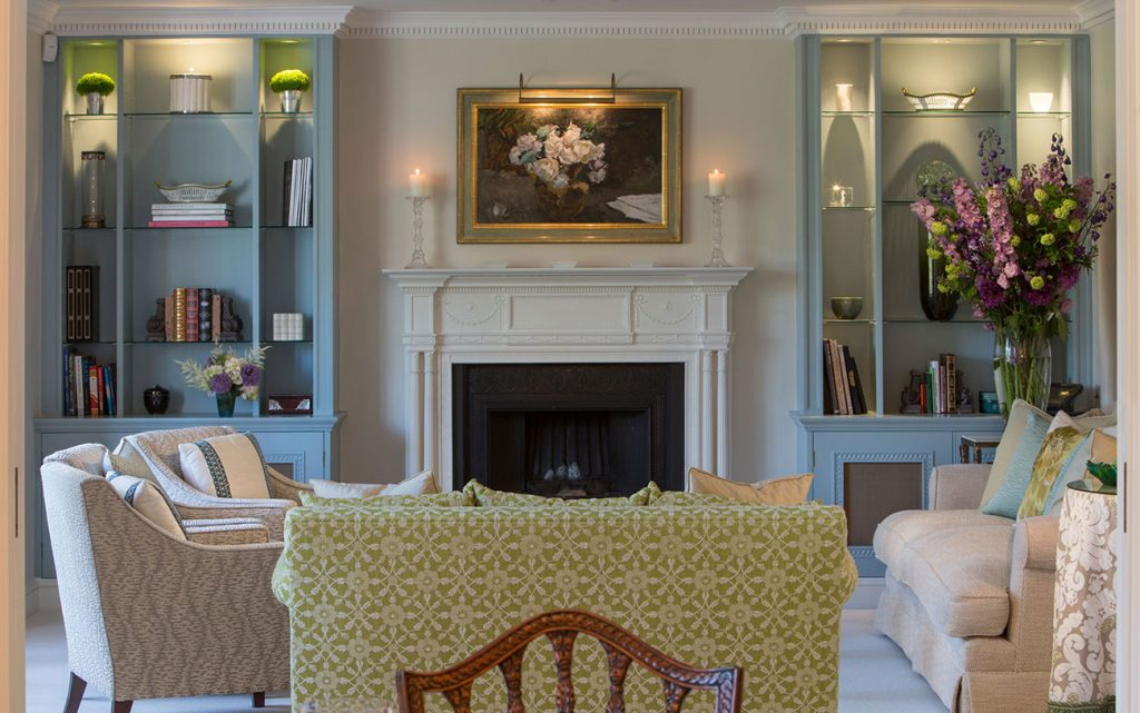 Areen Design - Choose the Perfect Style For You areen design Areen Design – Choose the Perfect Style For You Residential Private Residence Hampshire Living Room 2 1024x641