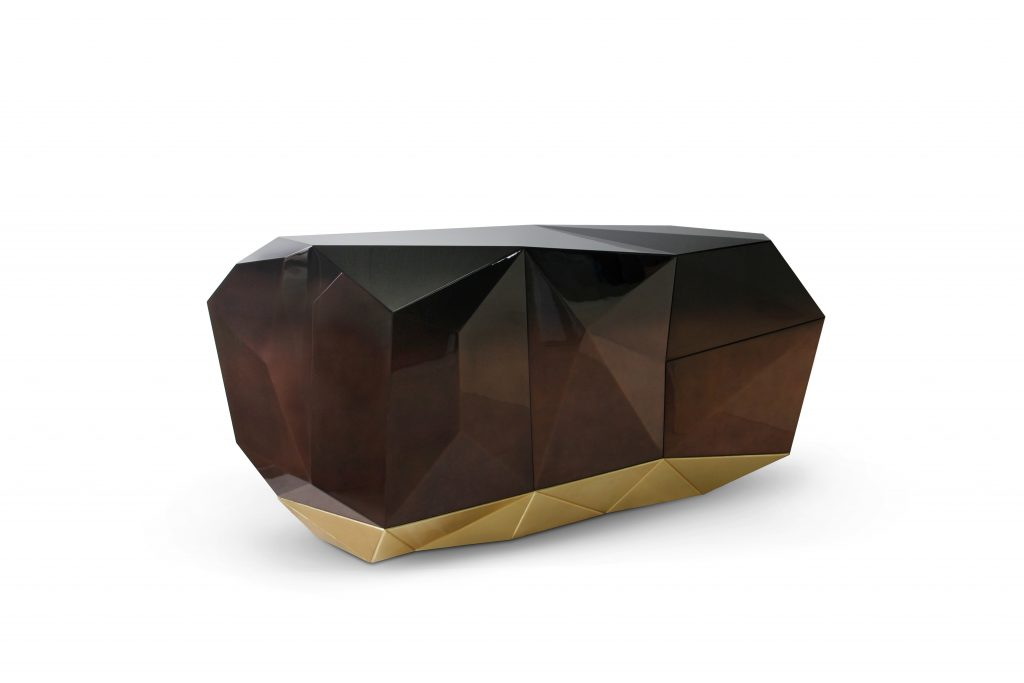 exclusive furniture Exclusive Furniture Ideas For A Sophisticated Home Diamond Sideboard