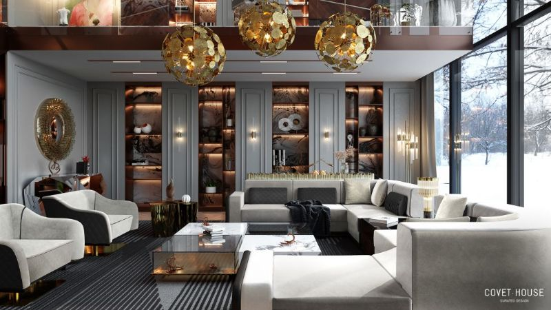 6 Luxury Decor Inspirations For Your Modern Home