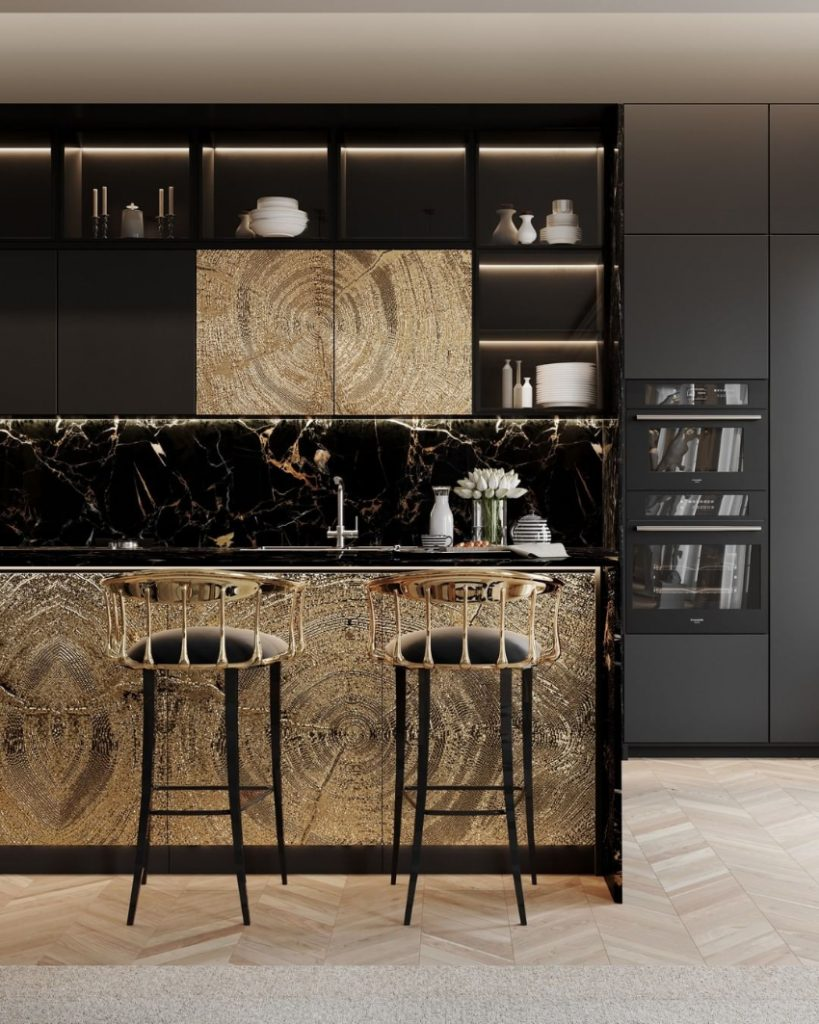 dining room Are You Going To Renovate Your Dining Room? Here Are 6 Inspirations For You! bl custom kitchen 1 819x1024
