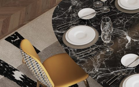 dining room Are You Going To Renovate Your Dining Room? Here Are 6 Inspirations For You! bl dark marble luxury dining table 1 1 480x300