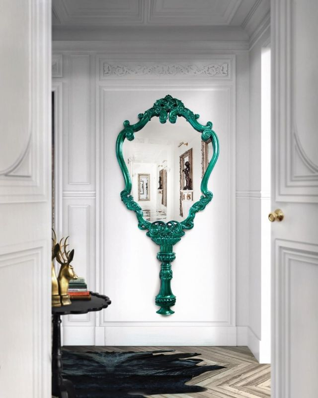 Luxury mirror Luxury mirror to improve your luxury home bl marie antoinette wall mirror 1
