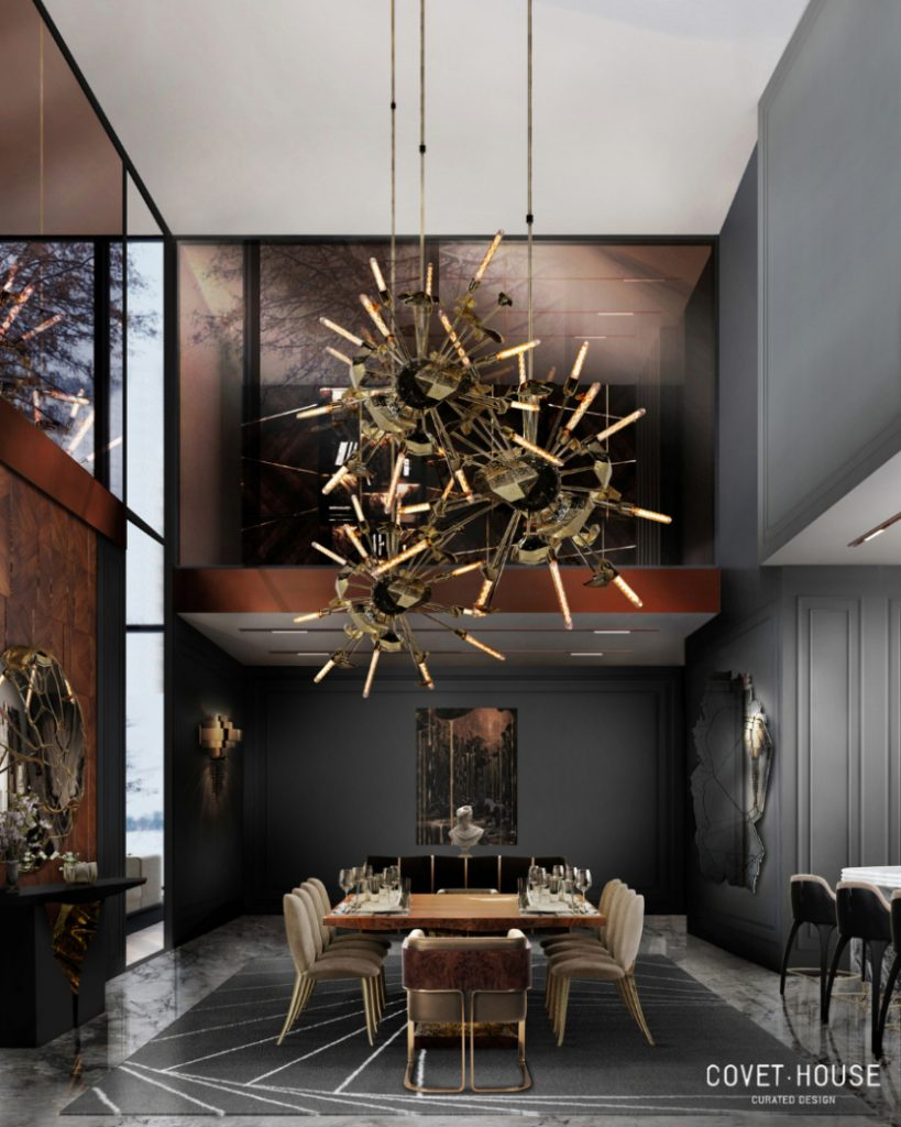 dining room Are You Going To Renovate Your Dining Room? Here Are 6 Inspirations For You! bl supernova luxury chandelier 2 819x1024