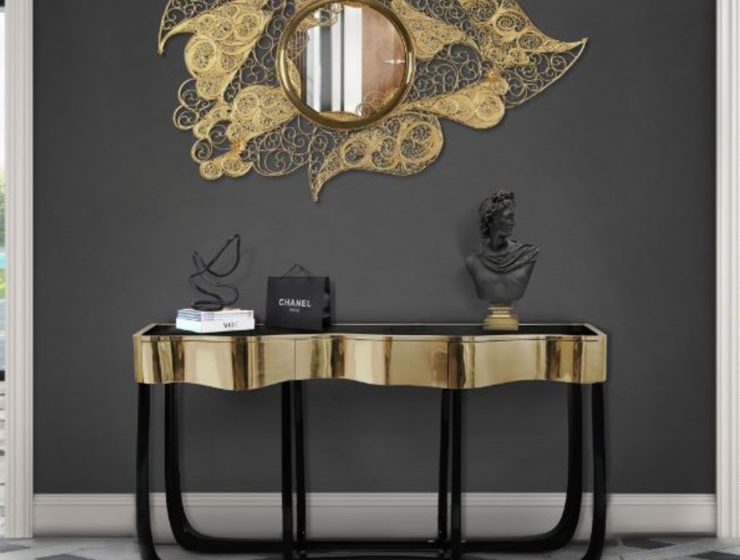 luxury home Sophisticated Entryway Ideas for Your Luxury Home filigree mirror hr 01 1 740x560 boca do lobo blog Boca do Lobo Blog filigree mirror hr 01 1 740x560