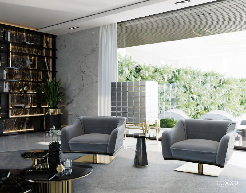 Get The Look Of These Modern Design Inspirations