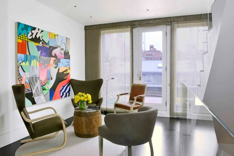 City Living Inspiration by Vicente Wolf Associates
