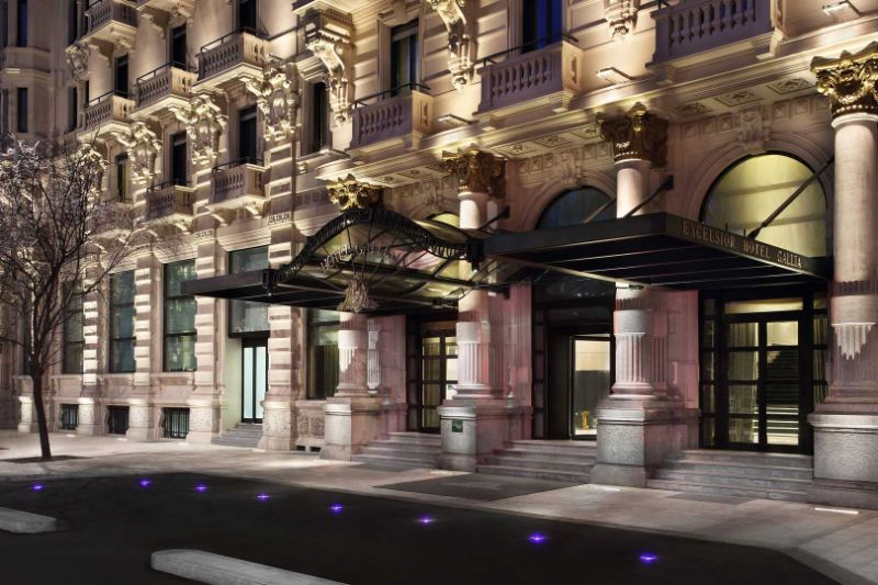 luxury hotel Luxury Hotels: Where To Stay In Milan, Italy Excelsior Hotel Gallia Luxury Collection Hotel