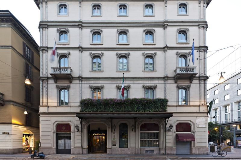 luxury hotel Luxury Hotels: Where To Stay In Milan, Italy Grand Hotel Et De Milan