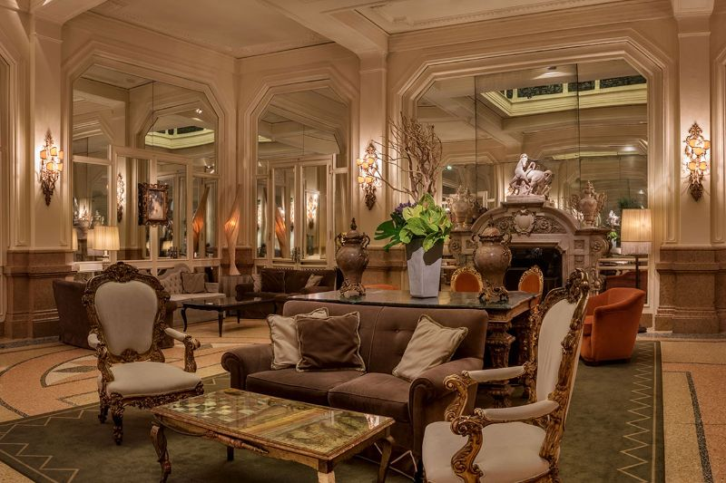 luxury hotel Luxury Hotels: Where To Stay In Milan, Italy Grand Hotel Et De Milan1