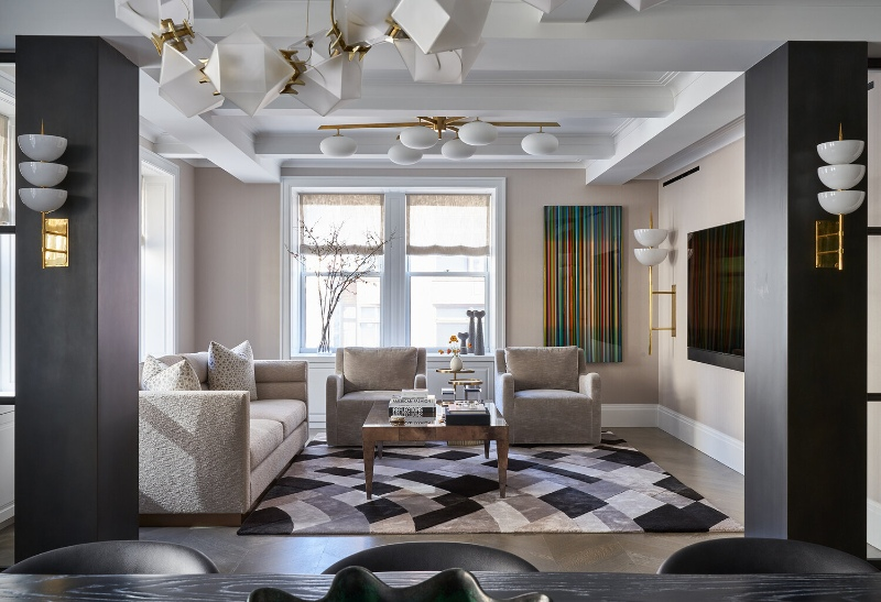 Discover The Modern Eclectic Style Of Michelle Gerson
