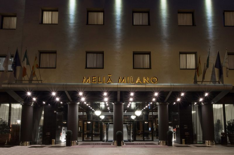 luxury hotel Luxury Hotels: Where To Stay In Milan, Italy Melia Milano1