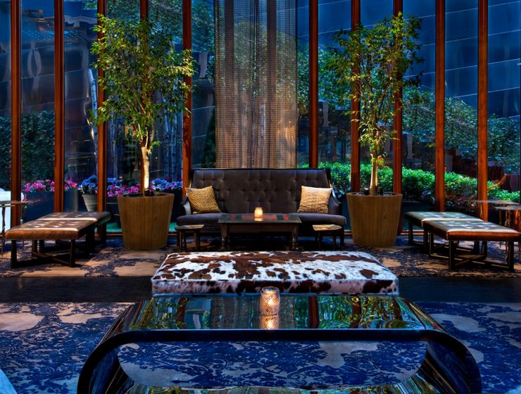instagrammable hotel The Most Instagrammable Hotels in New York City Most instagrammable hotels in new york 740x560