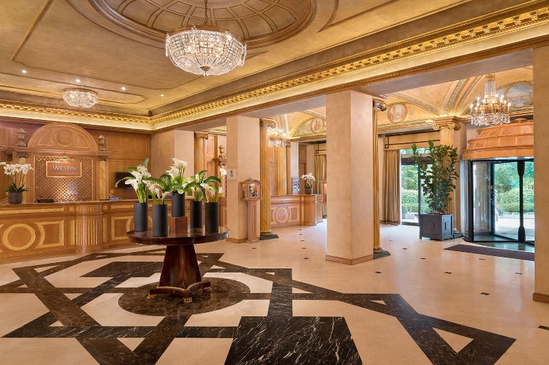 luxury hotel Luxury Hotels: Where To Stay In Milan, Italy The Westin Palace Milan