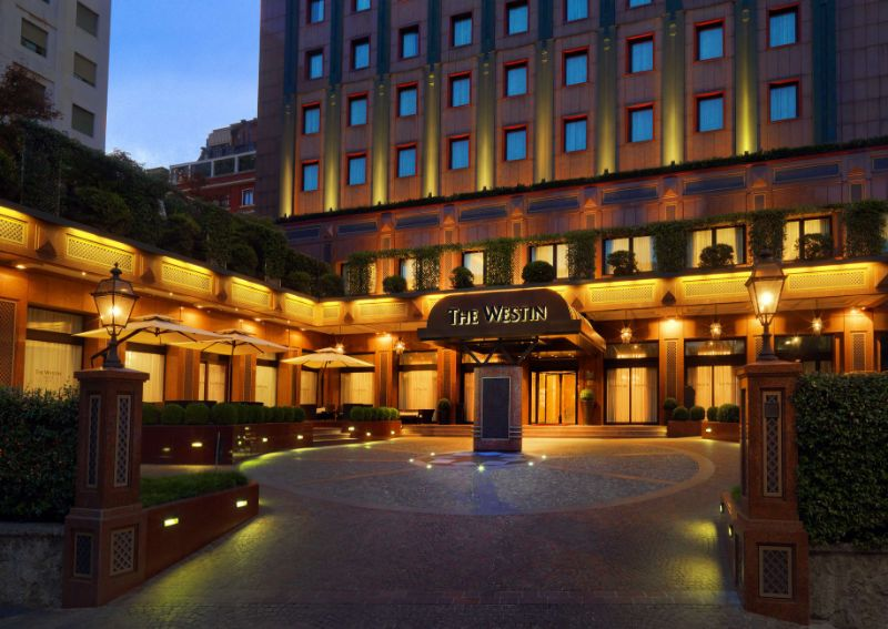 luxury hotel Luxury Hotels: Where To Stay In Milan, Italy The Westin Palace Milan1