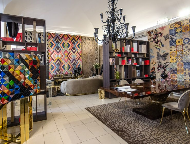 What To Do In Milan - Visit The Illulian Luxury Showroom ft