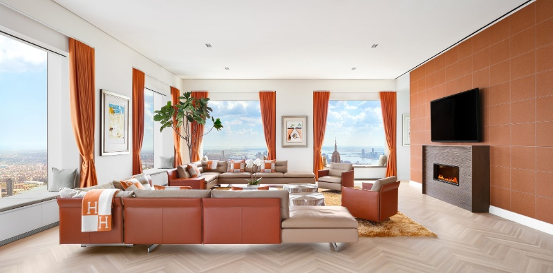The Most Expensive Penthouse in New York City most expensive penthouse The Most Expensive Penthouse in New York City The Most Expensive Penthouse in New York City 8 1