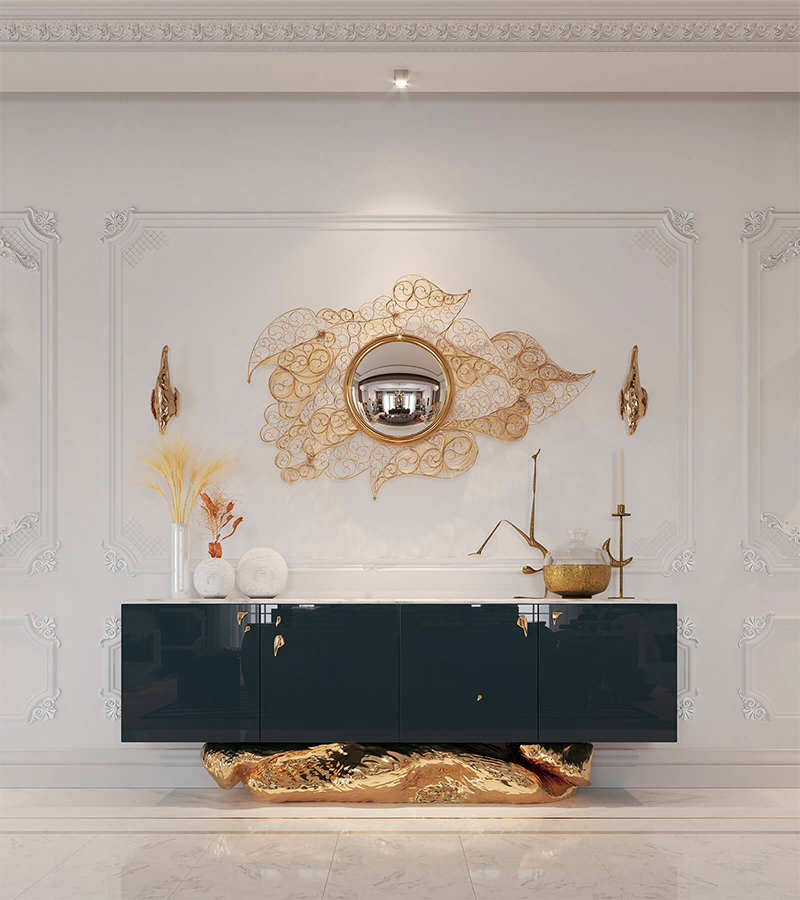 Luxury Sideboards That Will Make The Difference Inside Your L.A. Home