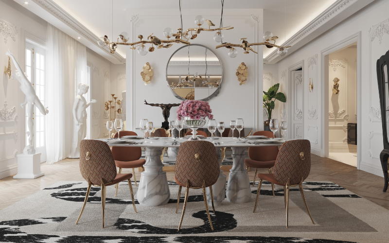 The Most Exquisite Design Inspirations For Every Room Of Your Modern Home