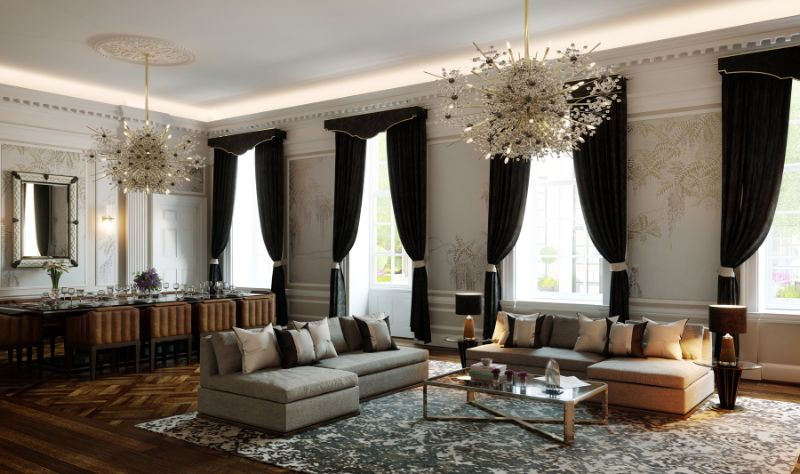Martin Kemp Design: A Visionary And Charming Design Studio martin kemp design Martin Kemp Design: A Visionary And Charming Design Studio london private residence martin kemp design 2