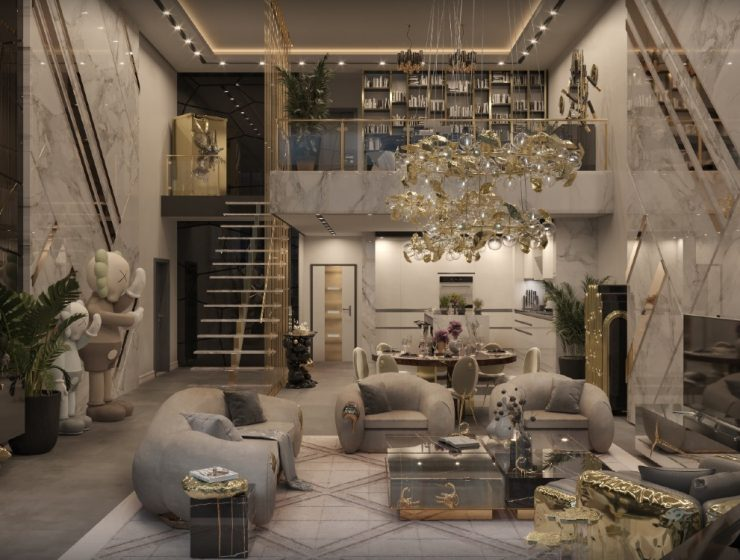 Home Furniture Ideas Perfect For A Luxury House ft