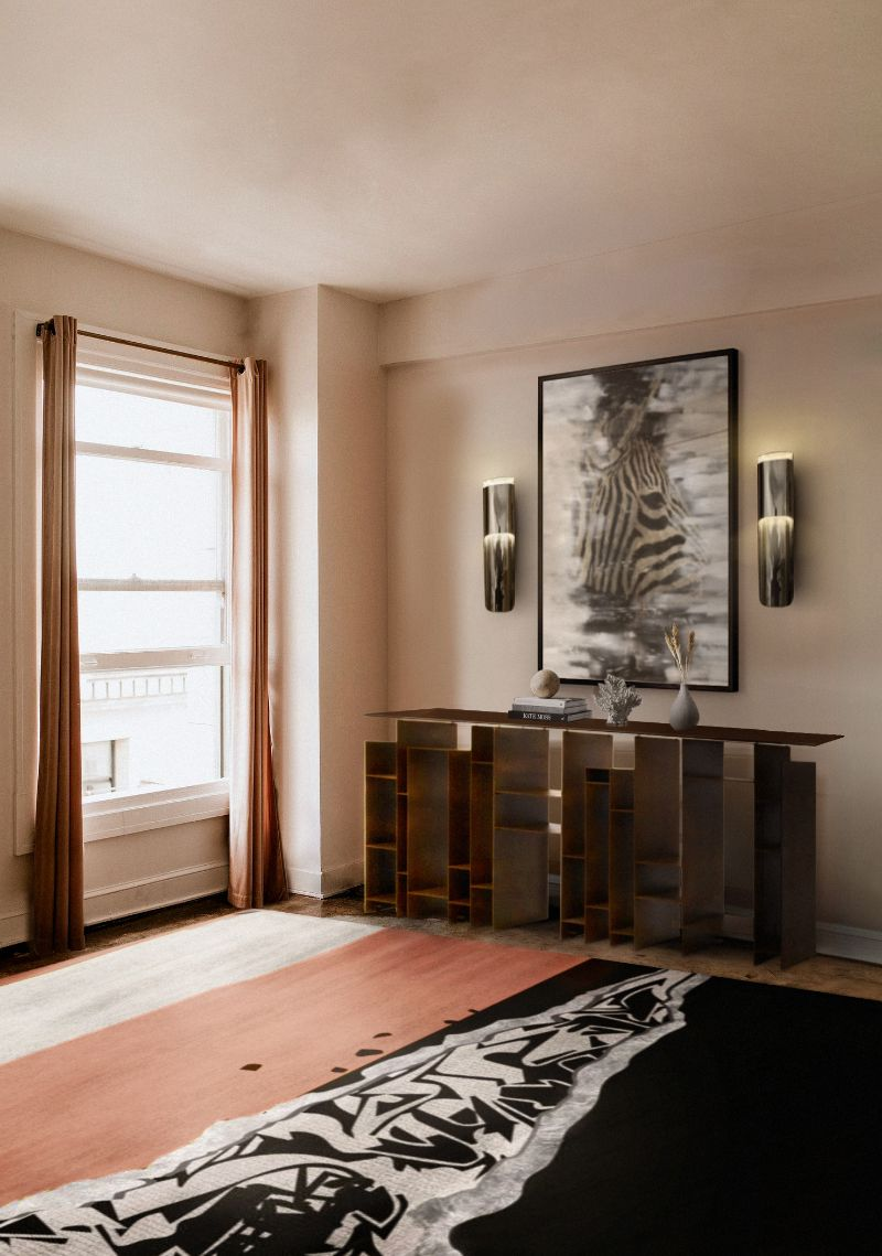 LUXURY HOME FURNITURE IDEAS FOR YOUR MODERN ENTRYWAY