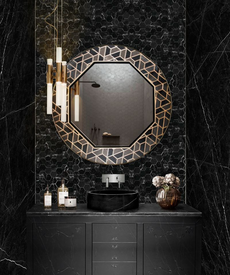 LUXURY HOME FURNITURE IDEAS FOR YOUR MODERN BATHROOM