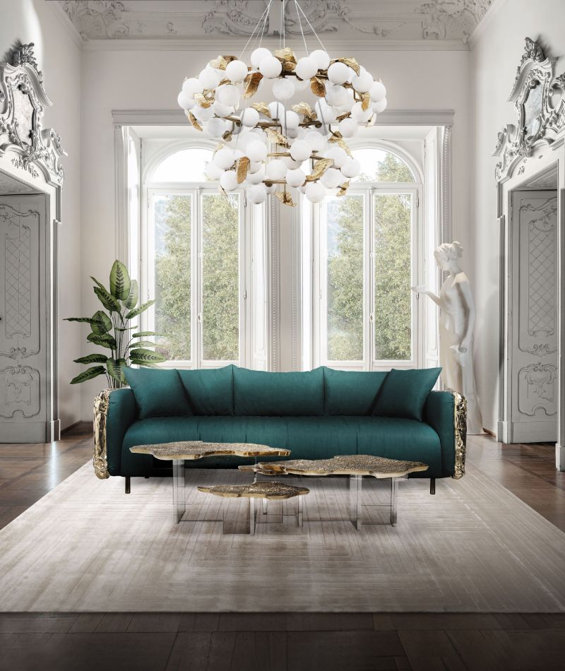 Modern Sofas That Will Fit Perfectly Your Luxury Living Room | Imperfectio Sofa