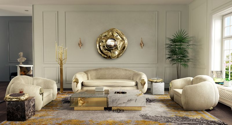 Modern Sofas That Will Fit Perfectly Your Luxury Living Room | Soleil Sofa