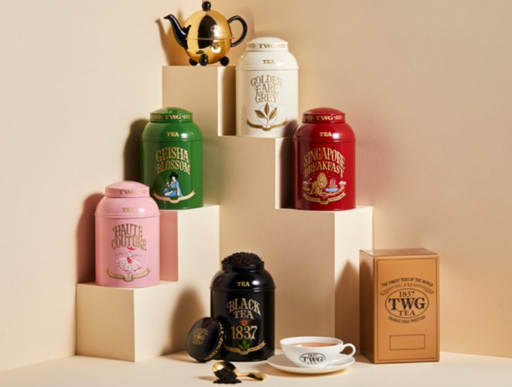 TWG Tea - Luxury Brands from Singapore That You Need to Know