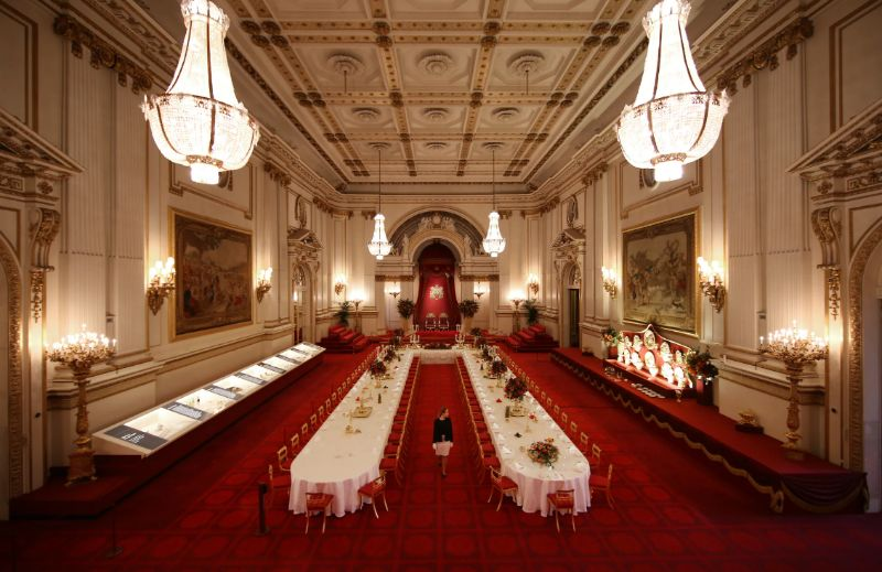Mystical Interiors In London That Make You Feel The Royal Atmosphere