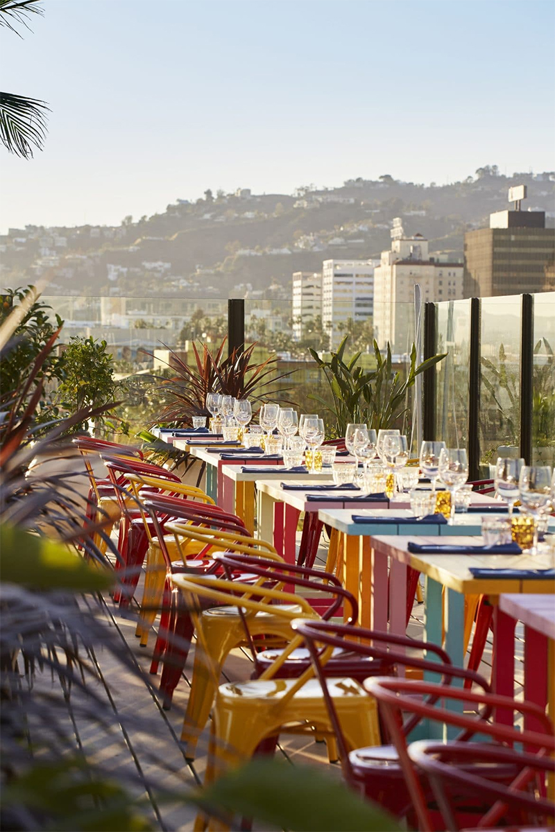 Rooftop Restaurants In Los Angeles For The Most Spectacular Views