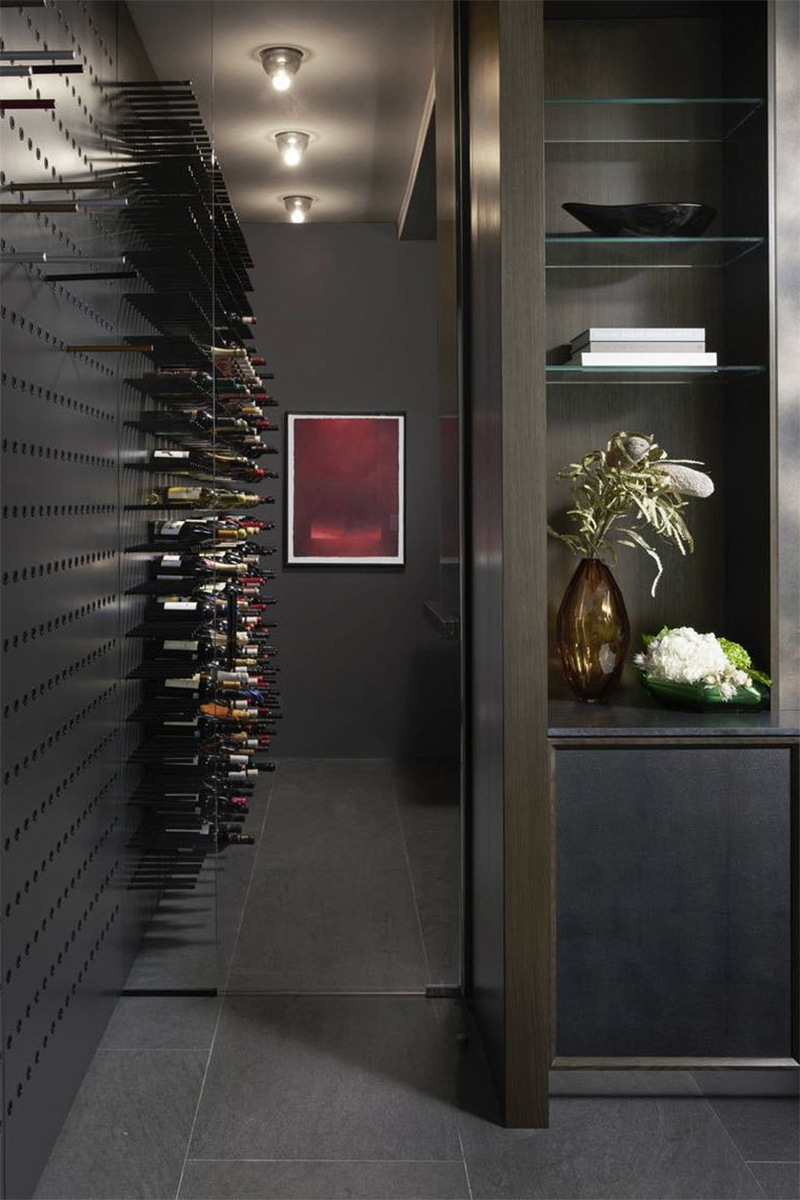 Luxury Wine Cellars For Your California Home