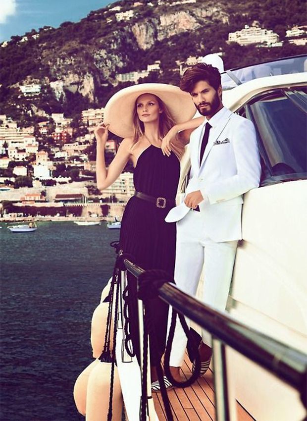 7 Summer Fashion Tips - The Summer Suit1