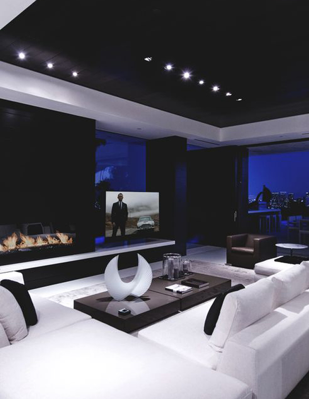 5 Black Living Room Sets | Boca do Lobo | Inspiration and Ideas