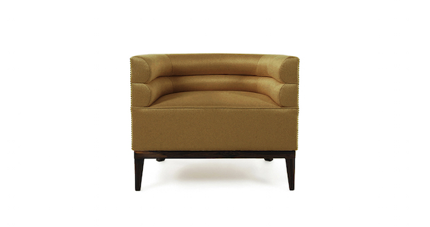 The Elegance Of The New York Palace Hotel  The Elegance Of The New York Palace Hotel Mid century design armchair