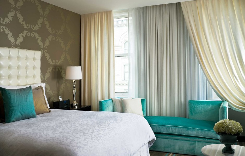 The Most Luxurious and Exquisite Hotel Bedrooms bedrooms The Most Luxurious and Exquisite Hotel Bedrooms THE NINES HOTEL PORTLAND OREGON