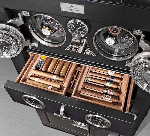 The most amazing Luxury Safes