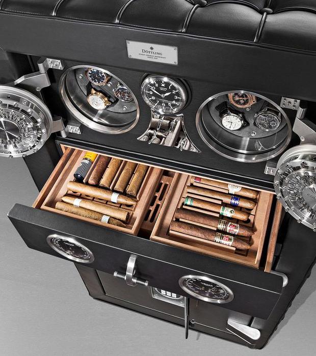 The most amazing Luxury Safes